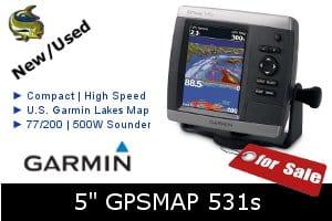 Garmin GPSMAP 531s For Sale