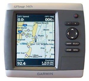 Garmin GPSMAP 540s
