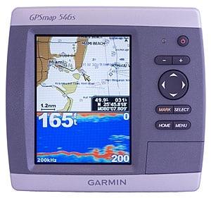 Garmin GPSMAP 546s