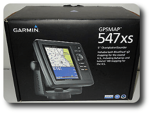 Garmin GPSMAP 547xs For Sale