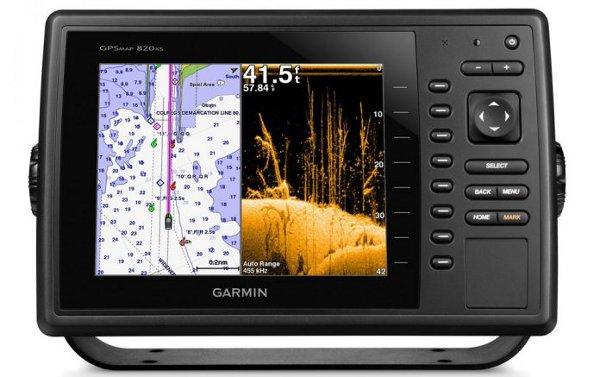 Garmin GPSMAP 840xs - Charts & Garmin ClearVü