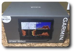Garmin GPSMAP 8610xsv For Sale