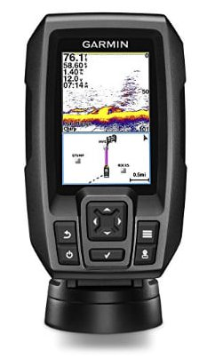 Garmin Striker 4cv - CHIRP Sonar