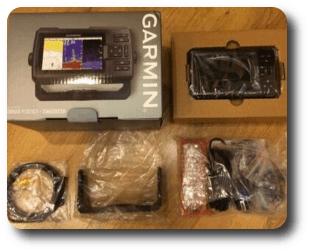 Garmin Striker 5cv For Sale