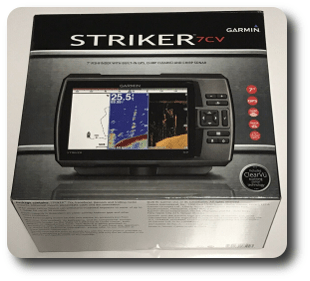 Garmin Striker 7cv For Sale