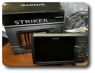 Garmin Striker 7sv For Sale