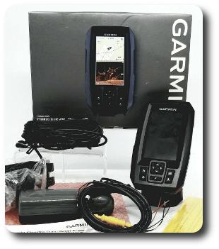 Garmin Striker Plus 4cv For Sale