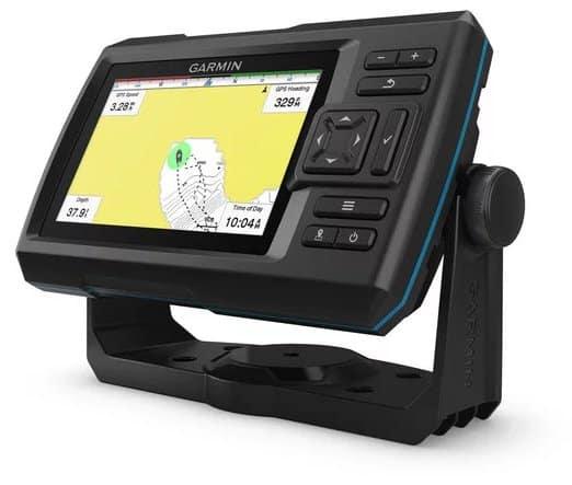 Garmin Striker Plus 5cv - Quickdraw Contour Mapping