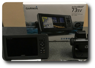 Garmin echoMAP 73sv - For Sale