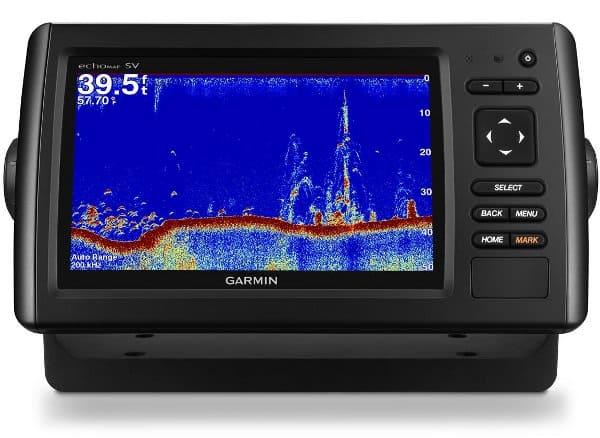 Garmin echoMAP 74sv - HD-ID sonar