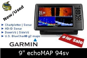 Garmin echoMAP 94sv - For Sale