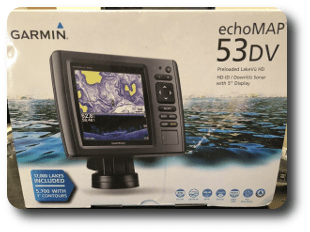 Garmin echoMap 53dv For Sale