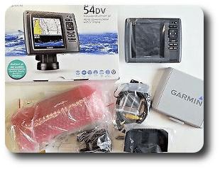 Garmin echoMap 54dv For Sale