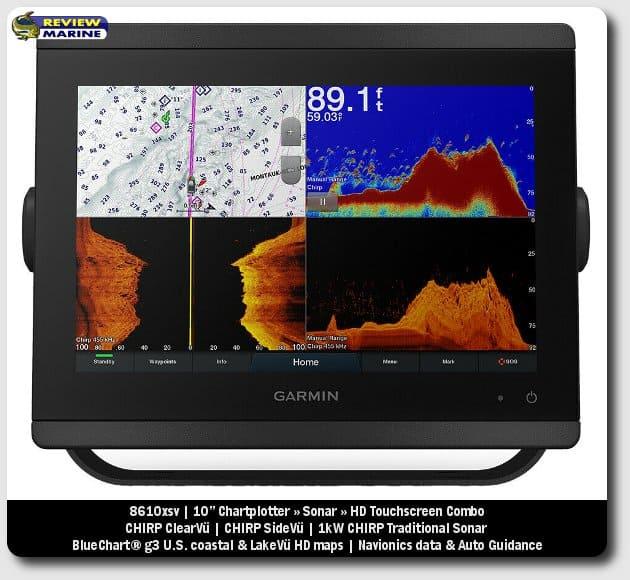 Garmin GPSMAP 8610xsv Review