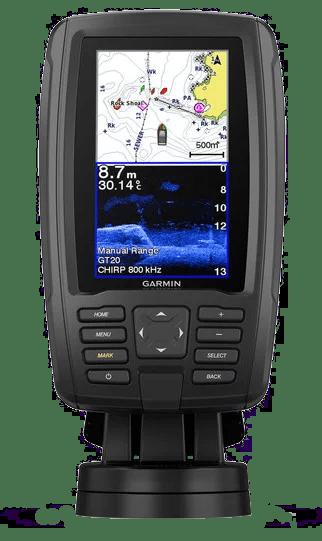 Garmin ECHOMAP Plus 43cv - LakeVü g3