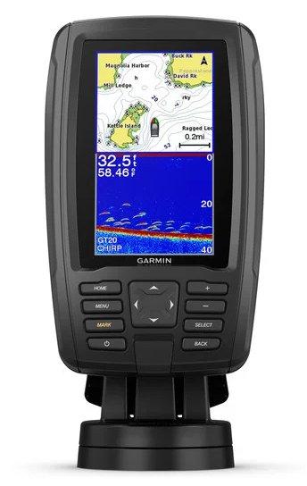 Garmin ECHOMAP Plus 43cv - CHIRP Sonar