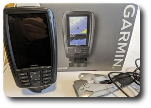 Garmin ECHOMAP Plus 43cv - For Sale