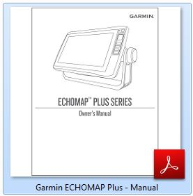 Garmin ECHOMAP Plus 43cv - Manual