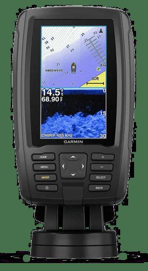 Garmin ECHOMAP Plus 44cv - BlueChart g3