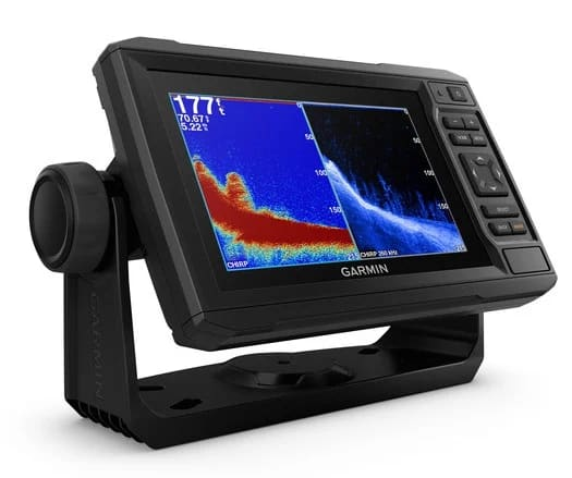 Garmin ECHOMAP Plus 63cv - Clearvu Sonar