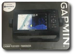 Garmin ECHOMAP Plus 63cv - For Sale