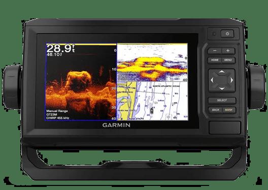 Garmin ECHOMAP Plus 63cv - CHIRP Sonar