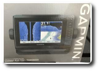 Garmin ECHOMAP Plus 73sv - For Sale