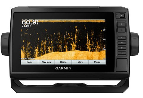 Garmin ECHOMAP Plus 74cv - Clearvu Sonar