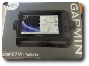 Garmin ECHOMAP Plus 74cv - For Sale