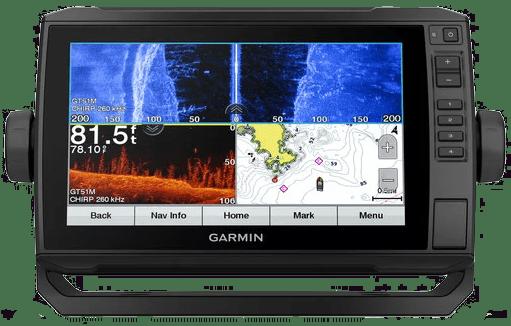 Garmin ECHOMAP Plus 74sv | BlueChart g3 maps