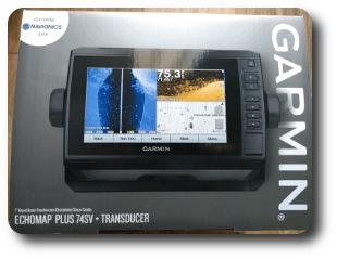 Garmin ECHOMAP Plus 74sv - For Sale