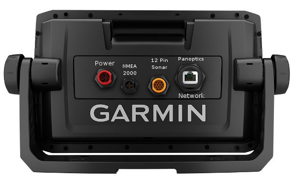 Garmin ECHOMAP Plus 93sv - Rear Connections