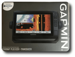 Garmin ECHOMAP Plus 93sv - For Sale