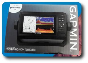 Garmin ECHOMAP UHD 64cv - For Sale