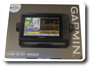 Garmin ECHOMAP UHD 73cv - For Sale