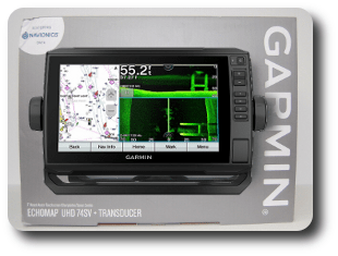 Garmin ECHOMAP UHD 74sv - For Sale