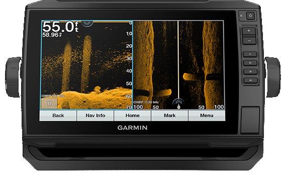 Garmin ECHOMAP UHD 74sv - UHD Sideview Sonar