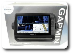 Garmin ECHOMAP UHD 93sv - For Sale