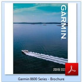 Garmin GPSMAP 8600 - Brochure