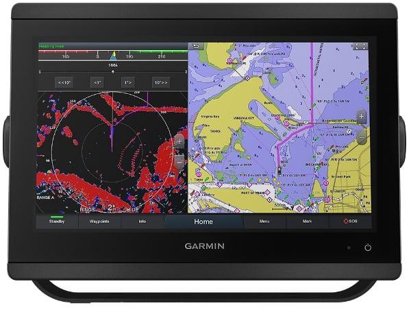 Garmin GPSMAP 8612xsv - HD IPS Touchscreen
