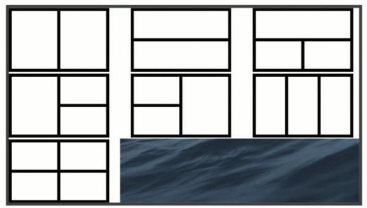 Garmin ECHOMAP Plus 93sv - Screen Combinations