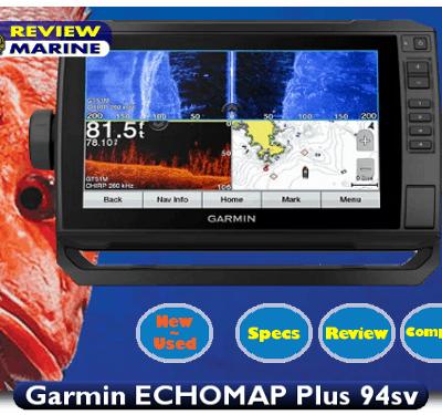 Garmin ECHOMAP Plus 94sv