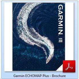 Garmin ECHOMAP Plus - Brochure