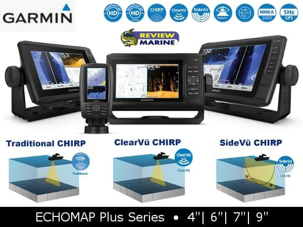 Garmin ECHOMAP Plus Series