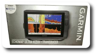 Garmin ECHOMAP Ultra 102sv - For Sale