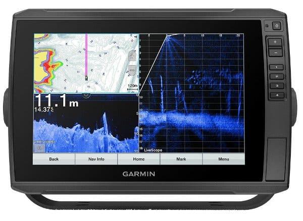 Garmin ECHOMAP Ultra 122sv - Panoptix Livescope