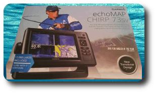 Garmin EchoMAP CHIRP 73sv- For Sale