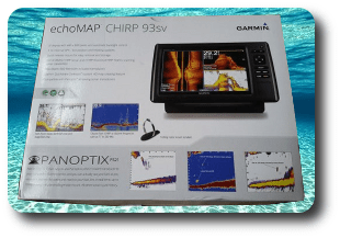Garmin EchoMAP CHIRP 93sv- For Sale