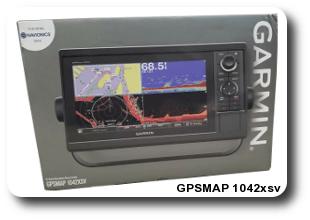 Garmin GPSMAP 1042xsv - For Sale