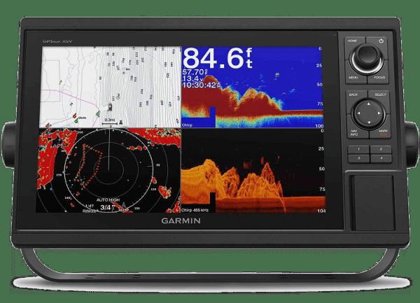 Garmin GPSMAP 1242xsv